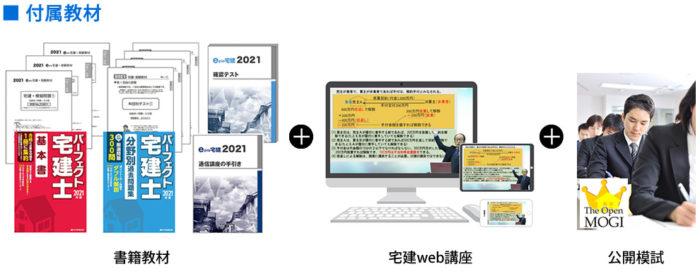 2021イープラ宅建通信講座(web講座&公開模試付属)