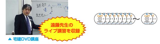 遠藤先生のライブ講習をDVDに収録